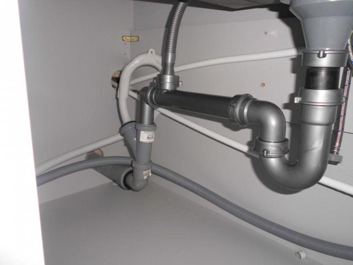 Вывод канализации 6652