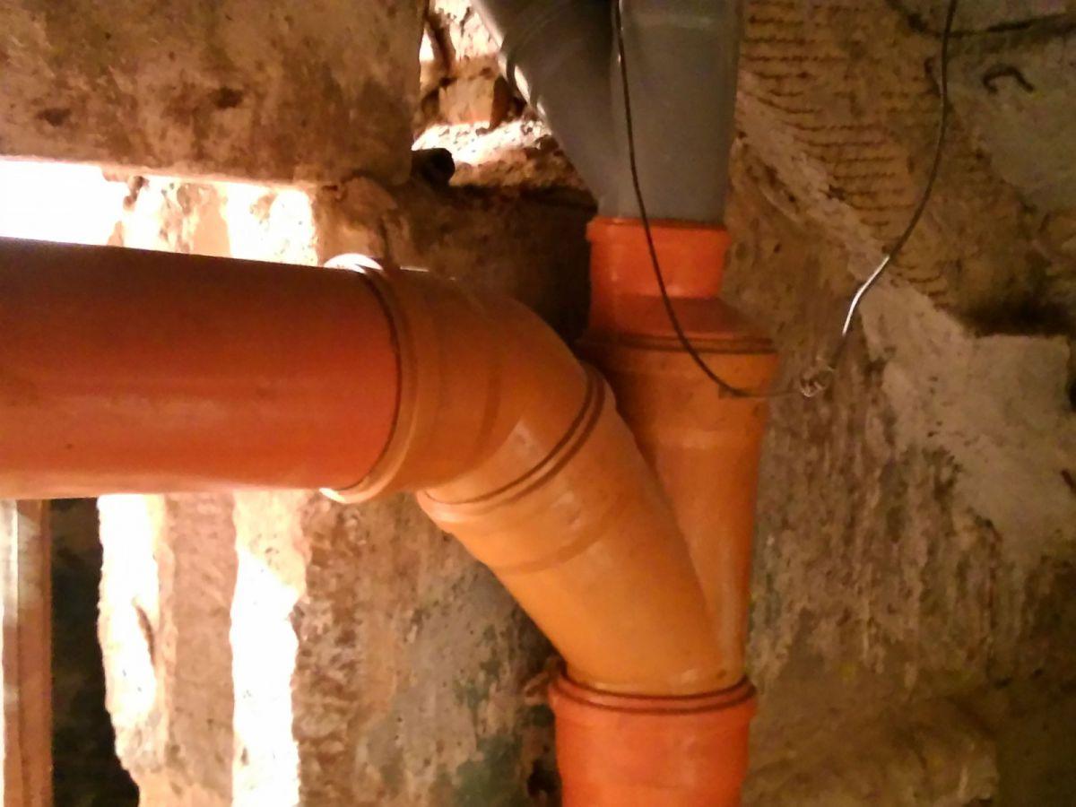 Монтаж канализации в частном доме 6659
