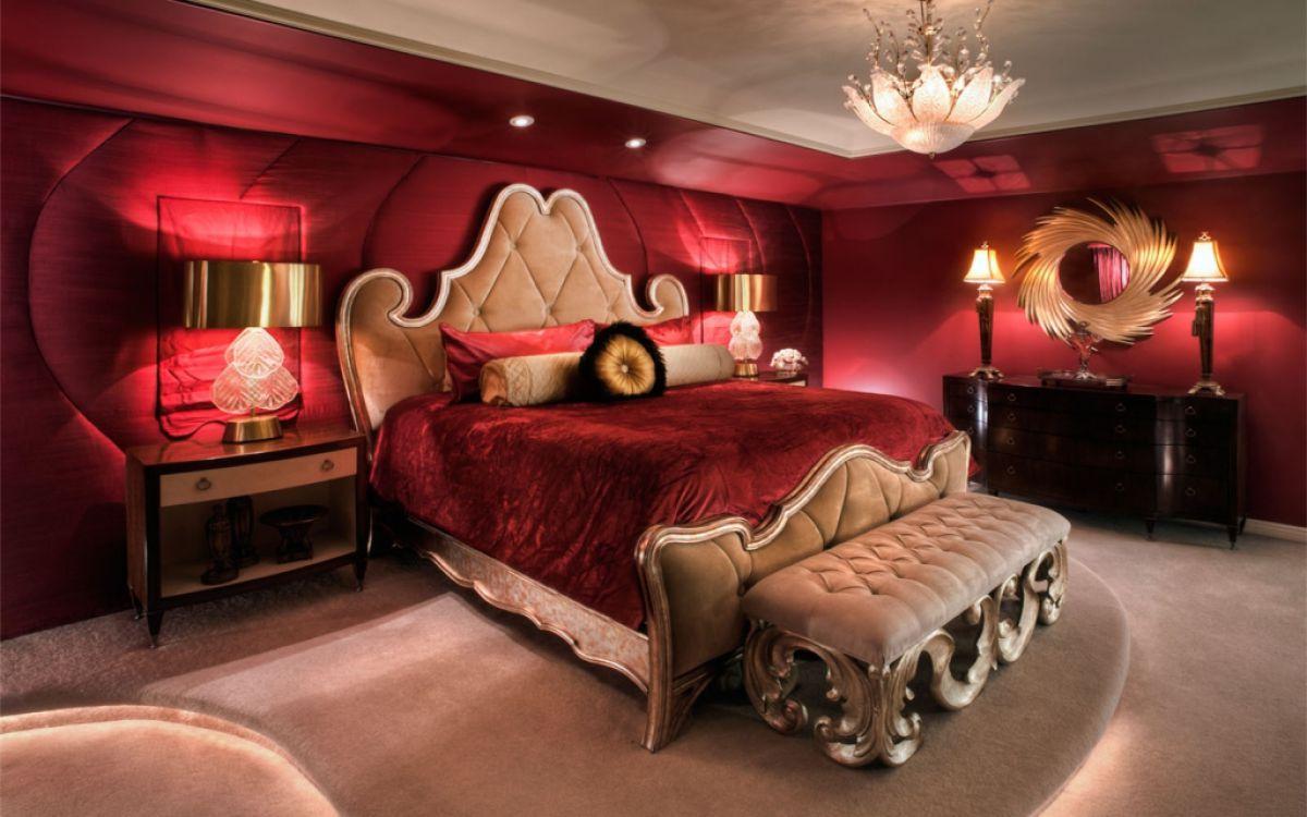 Дизайн спальни 2019 6758