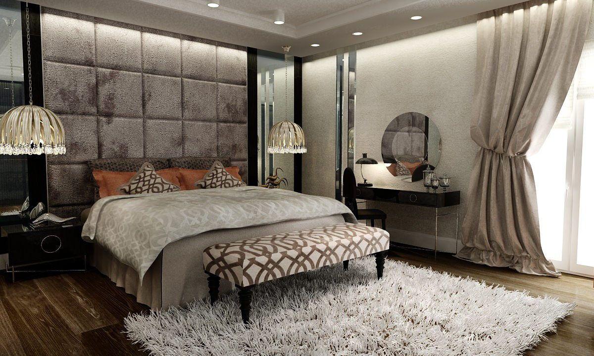 Дизайн спальни 2019 6759