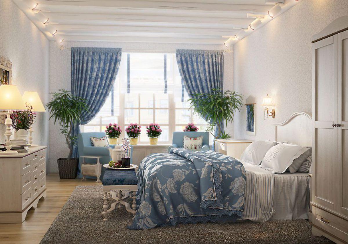 Дизайн спальни 2019 6766