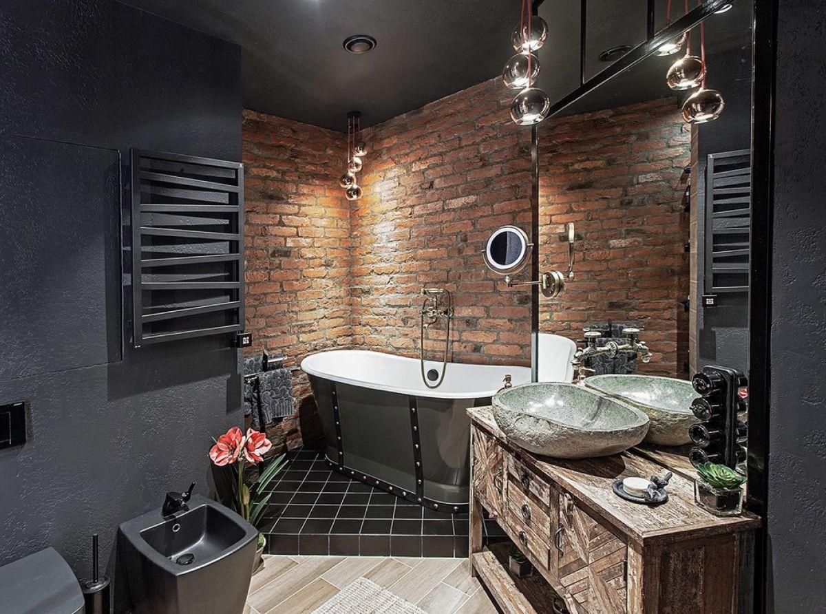 Дизайн ванной 2019 6776