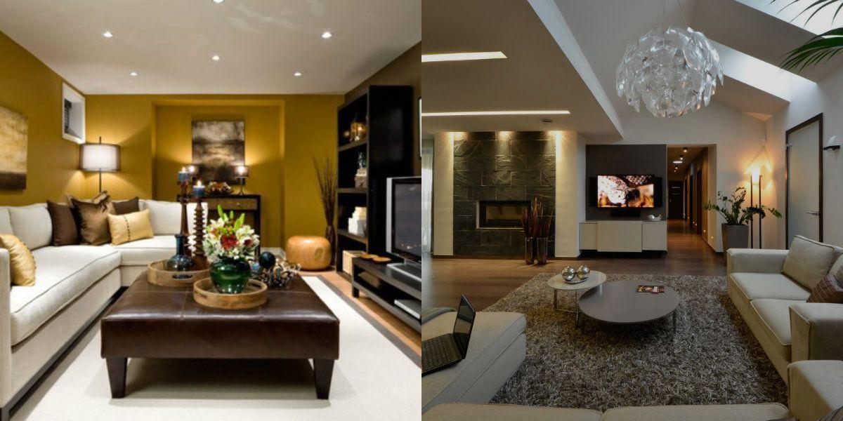 Дизайн гостиной 2019 6797