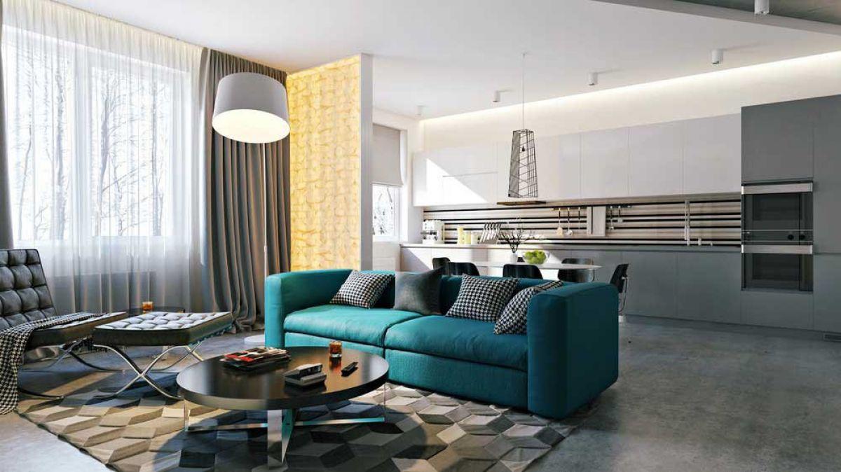 Дизайн квартиры 2019 6799