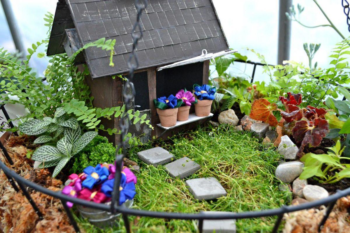 Мини-сад своими руками 6898