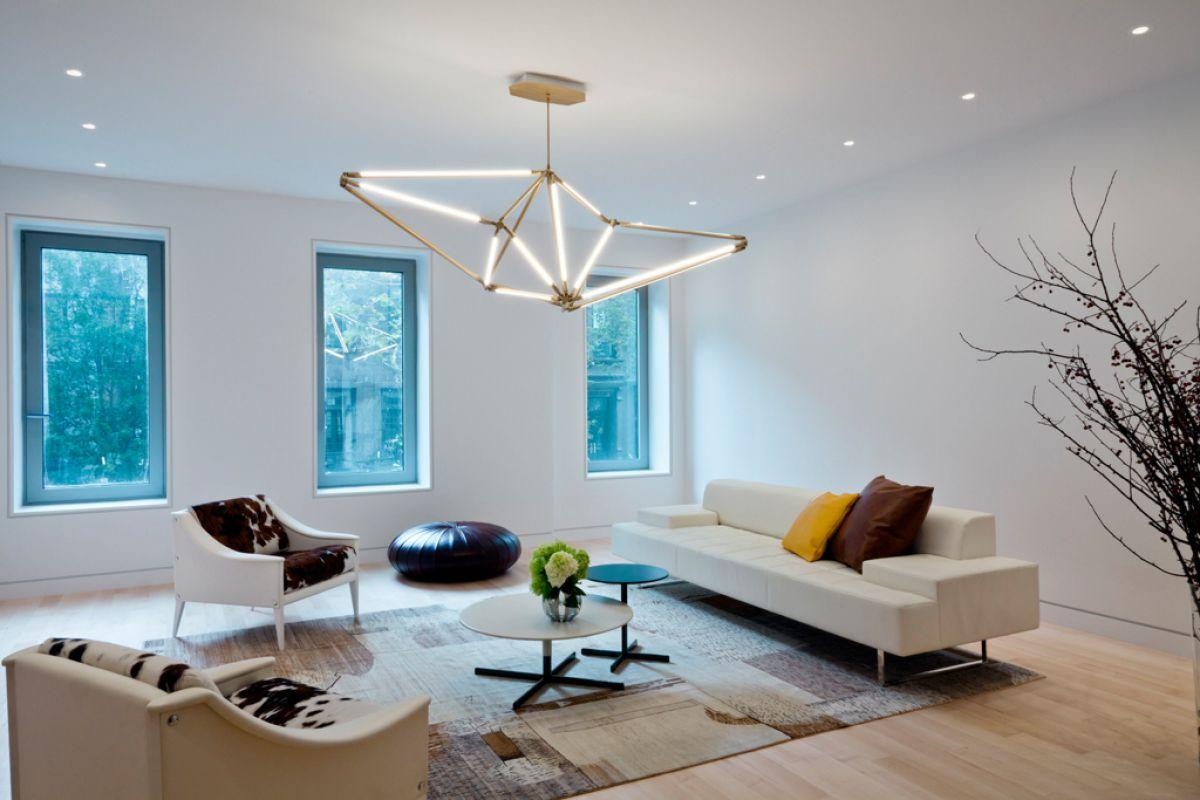 Светильники в квартире 6929