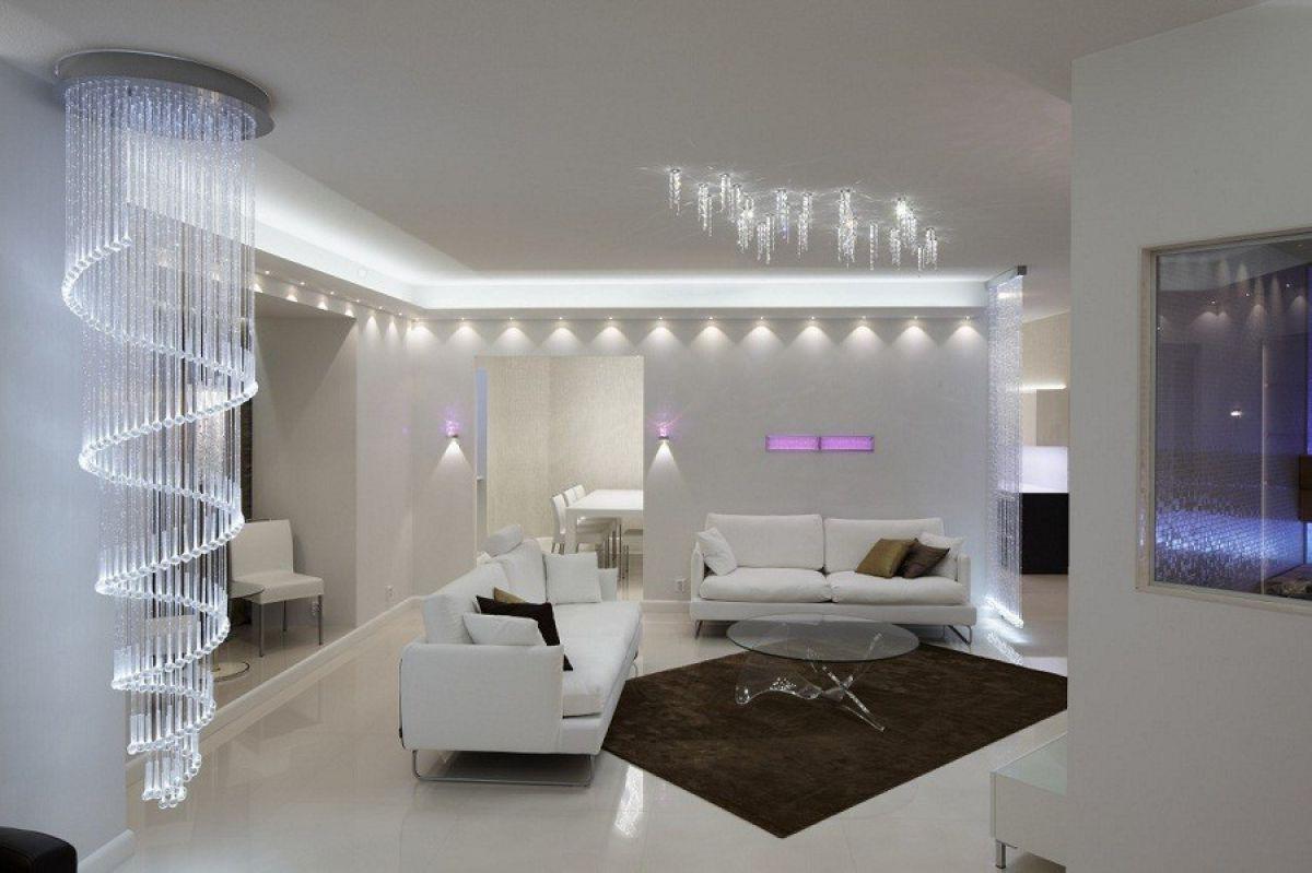 Светильники в квартире 6930