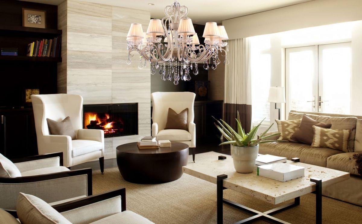 Светильники в квартире 6931