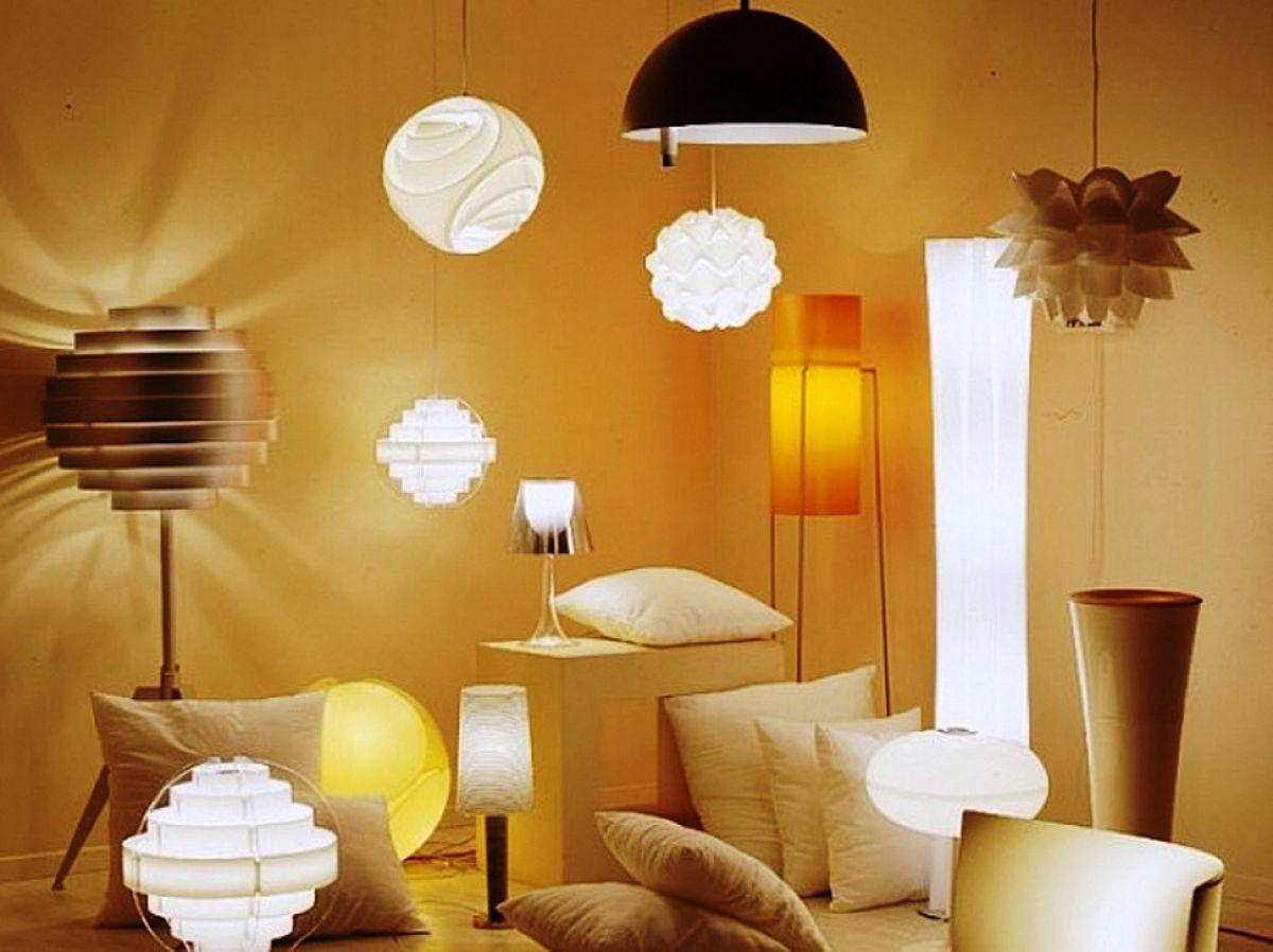 Светильники в квартире 6932