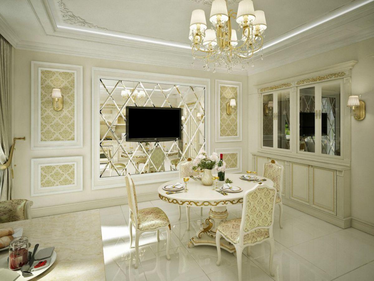 Классическая кухня 6952