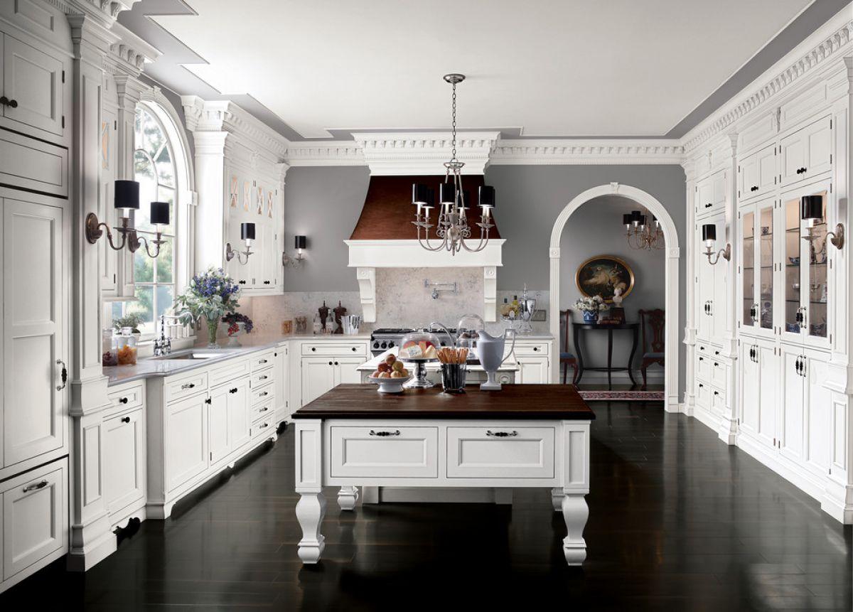Классическая кухня 6954