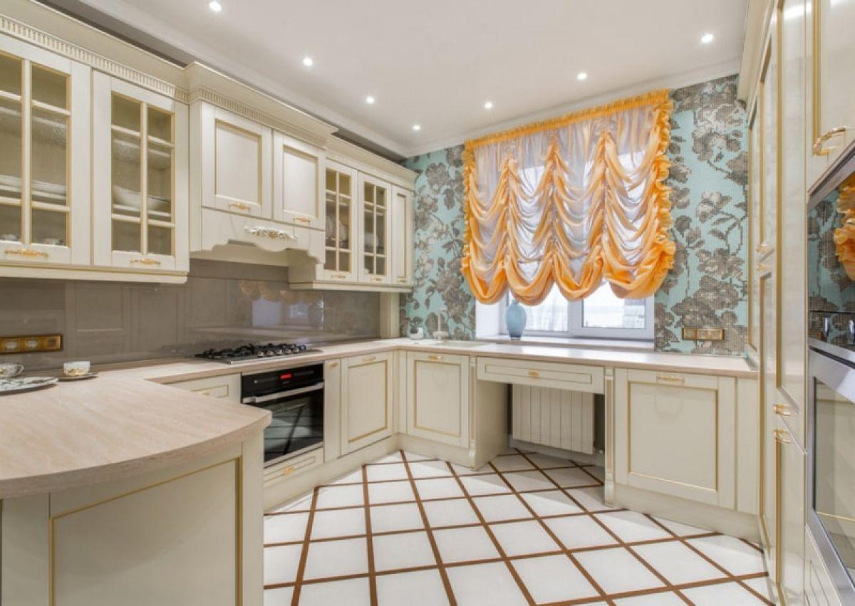 Классическая кухня 6961