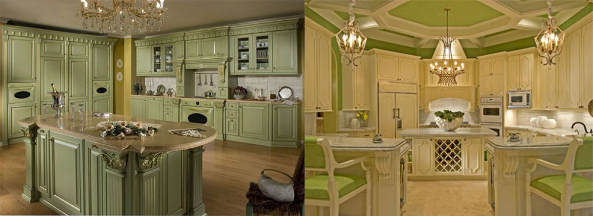 Классическая кухня 6963