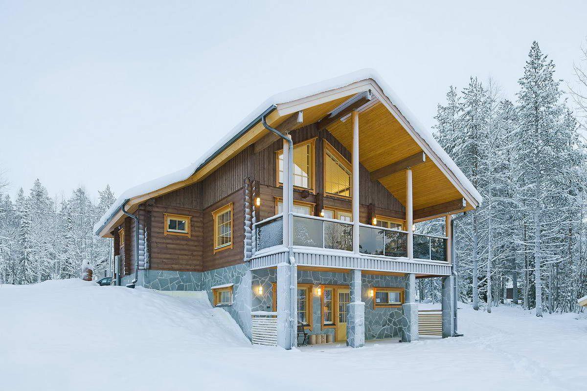 Строительство финского дома 7092