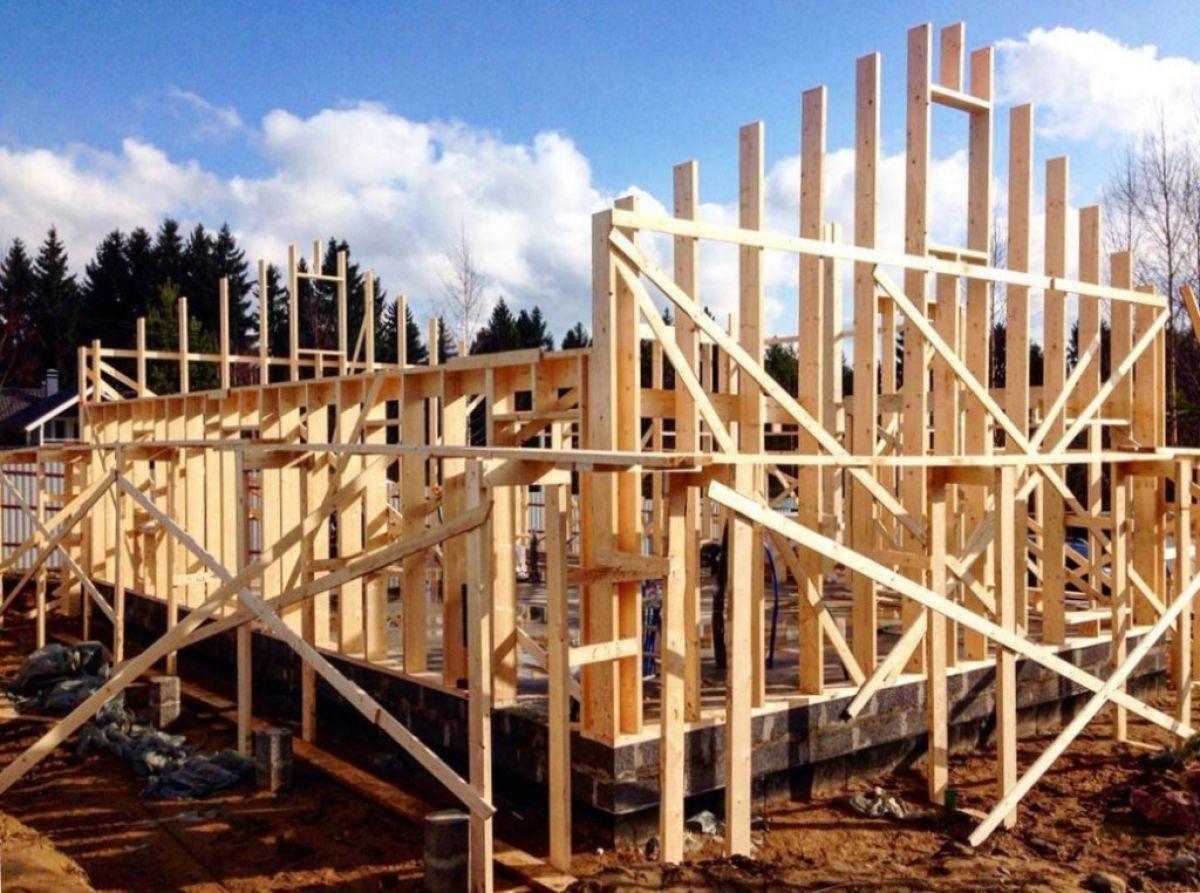 Строительство финского дома 7094