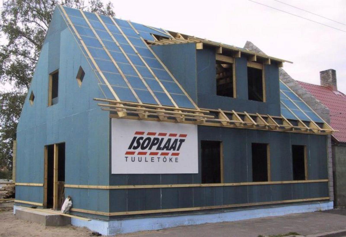 Строительство финского дома 7096
