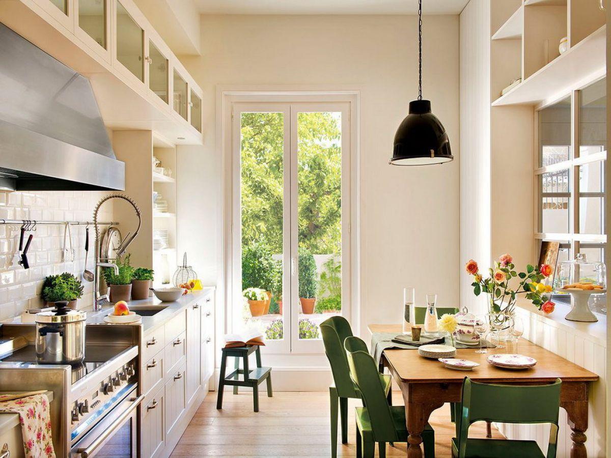 Кухня в скандинавском стиле 7165