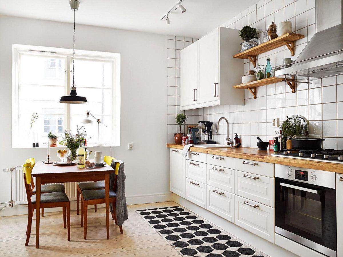 Кухня в скандинавском стиле 7166