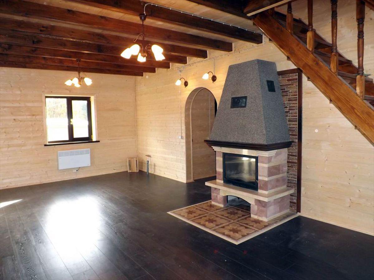 Внутренняя отделка деревянного дома 7261