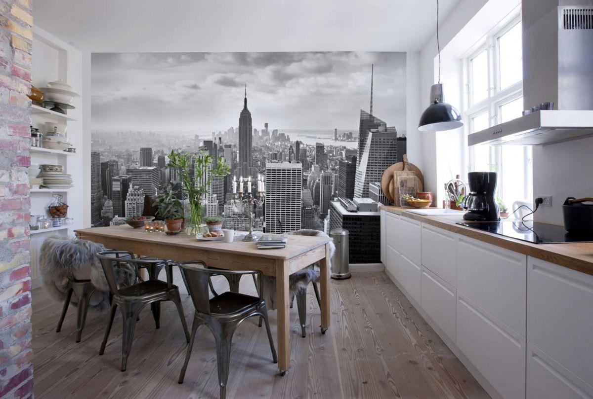 Фреска на кухне 7372