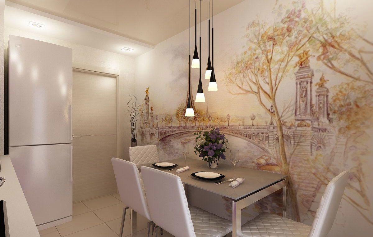 Фреска на кухне 7375