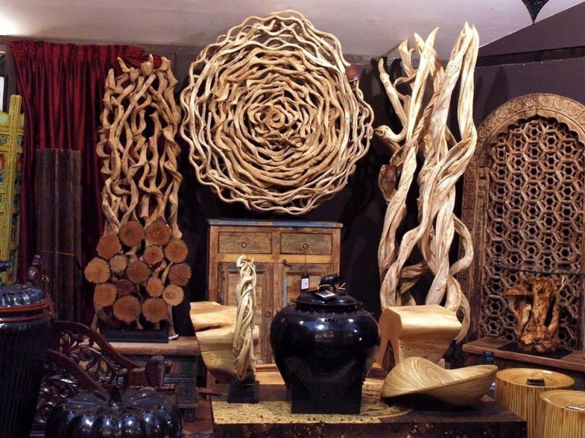 Декор из дерева 7481