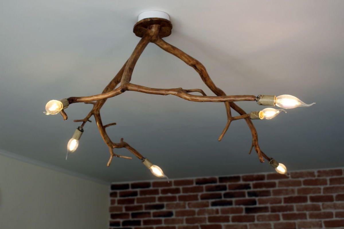 Декор из дерева 7482
