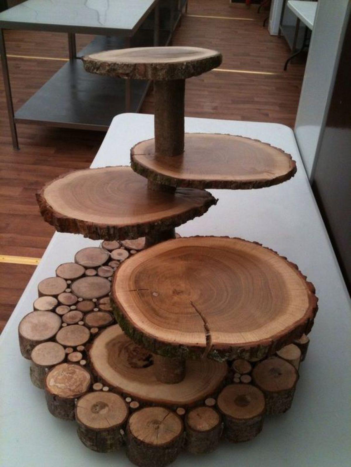 Деревянный декор 7491