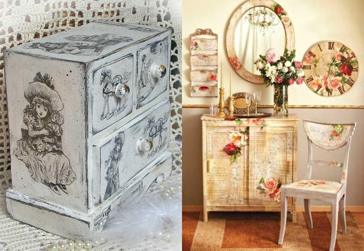 Реставрация старой мебели 7725