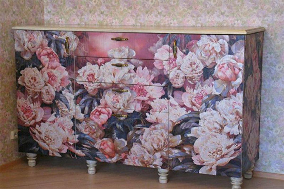 Реставрация старой мебели 7729