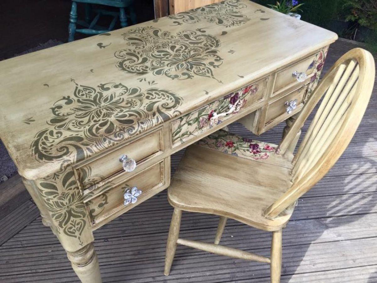 Реставрация старой мебели 7732