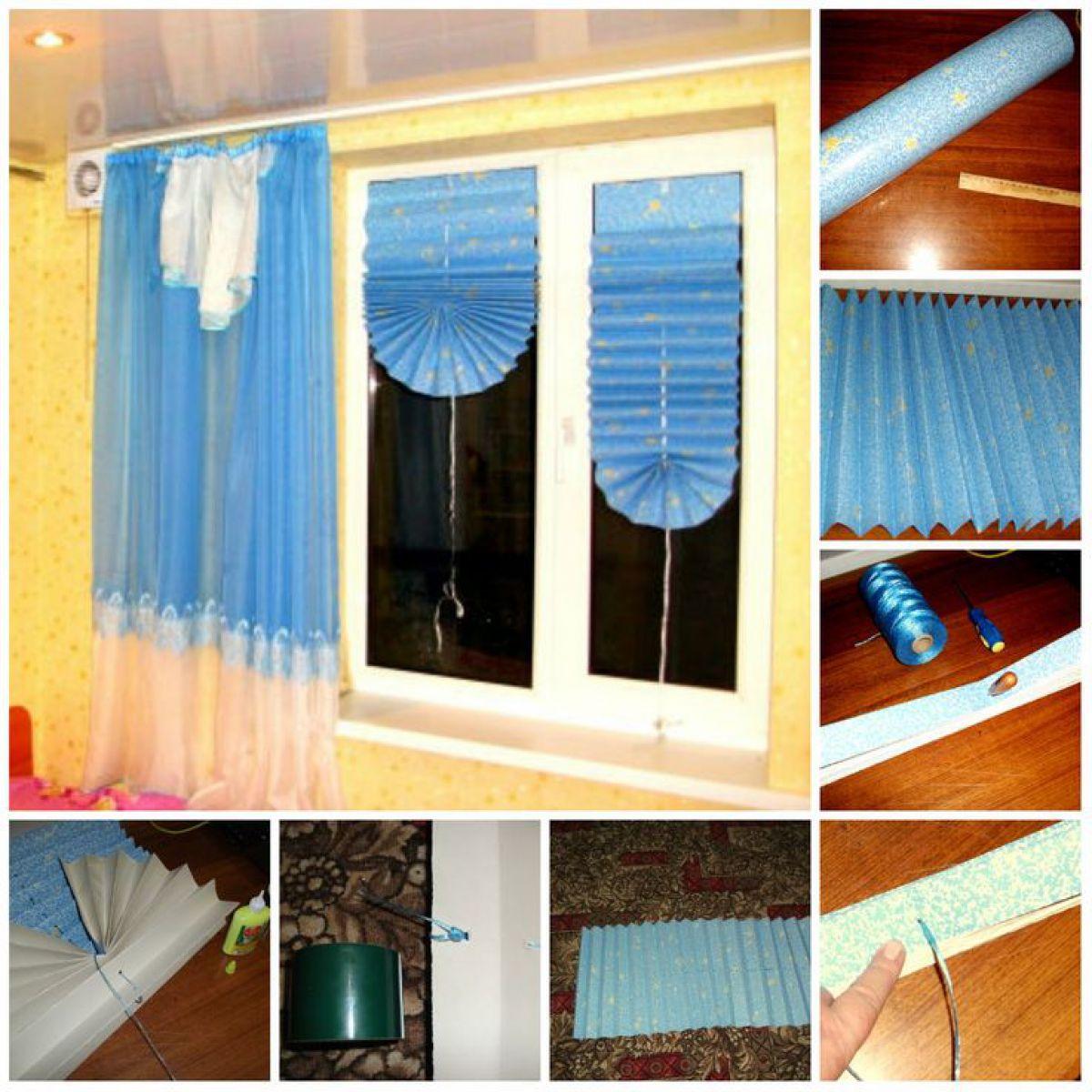 Как сделать шторы 7869