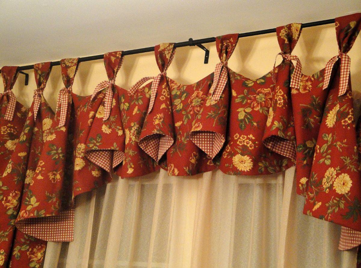 Как сделать шторы своими руками 7906