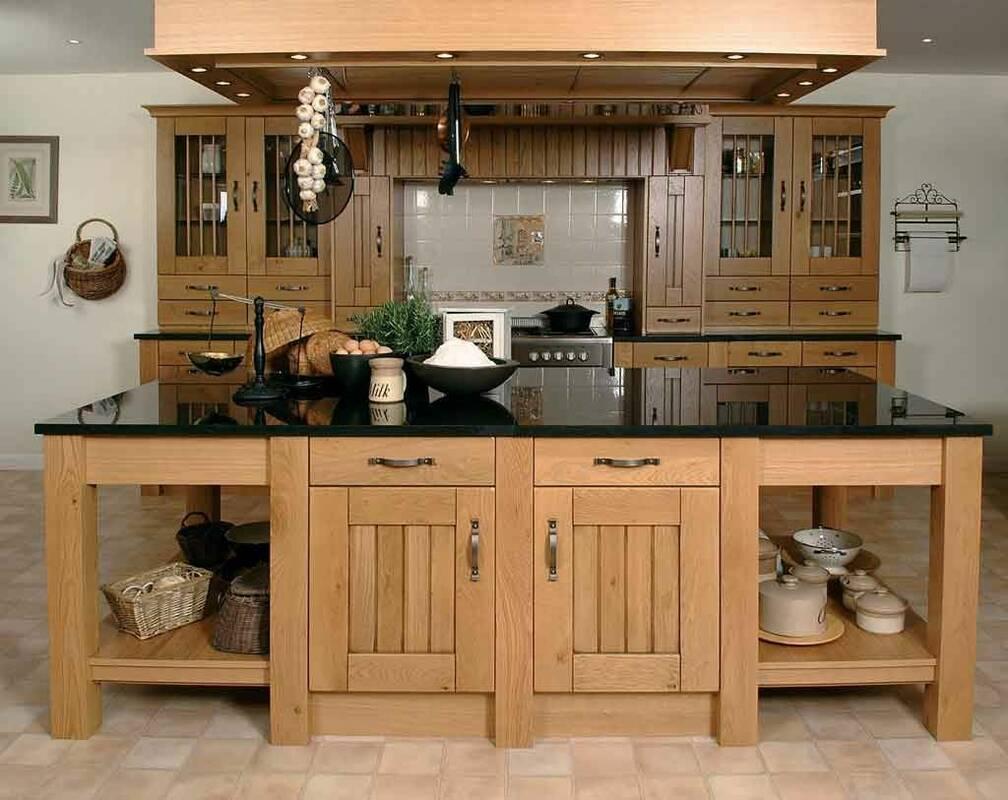 Кухня под старину 12149