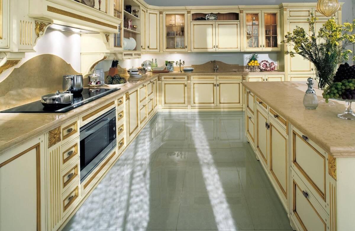 Кухня под старину 12151