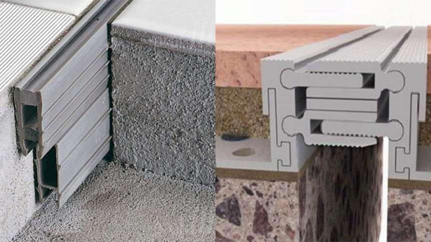 Конструкция деформационного шва: устройство деформационного шва в стене, устройство деформационных швов в теплых и бетонных полах, деформационные швы в стяжке пола подзаголовки