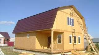 Строительство СИП дома