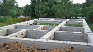 Ленточный фундамент. Подобрать марку бетона – эксплуатационные характеристики бетонов, морозостойкость и водонепроницаемость