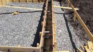 Приготовление бетона для ленточного фундамента - на своем участке. Подготовка и материалы для изготовления бетонной смеси