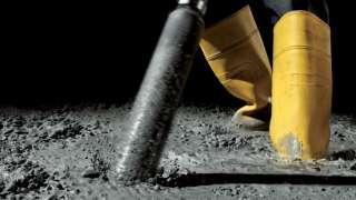 Укладка и уплотнение бетона