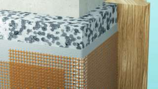Армирующая сетка для штукатурки стен, виды сеток и выбор