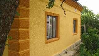Мокрый фасад –  основные виды штукатурки