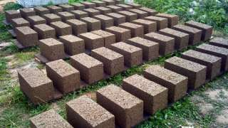 Блоки из опилкобетона. Характеристики, сравнение, плюсы и минусы