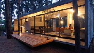 Стеклянный дом – мечты и реальность