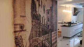 Фреска на стене как роскошь и практичная разновидность внутренней отделки