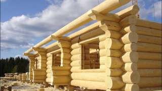 Угол дома. Углы деревянного дома