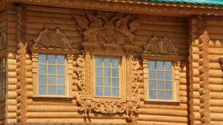 Наличники на окна деревянного дома. Виды, изготовление