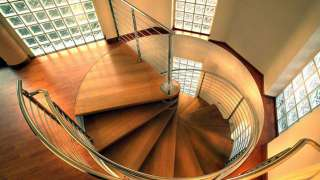 Винтовая лестница своими руками. Виды винтовых лестниц, плюсы и минусы