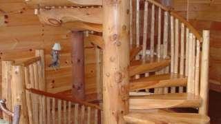 Винтовая лестница своими руками. Детали конструкции