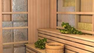 Вагонка для внутренней отделки бани. Утеплитель под вагонку